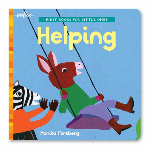 Helping Board Book