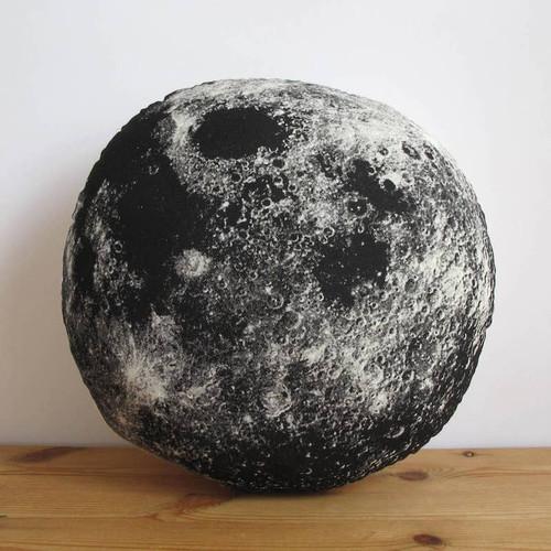 Black Moon Pillow