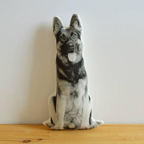German Shepard Pillow