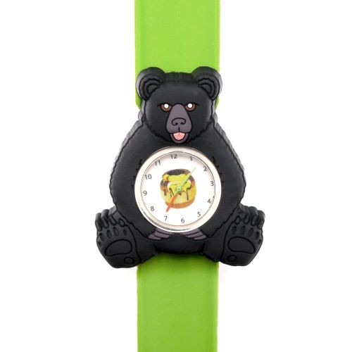 Bear Slap Watch
