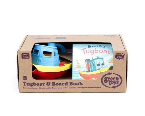 Tugboat and Board Book