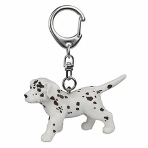 Dalmatian Key Chain