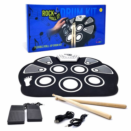 Potable & Flexible Drum Pad