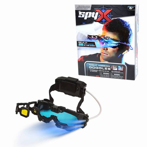 SpyX Night Vision Goggles