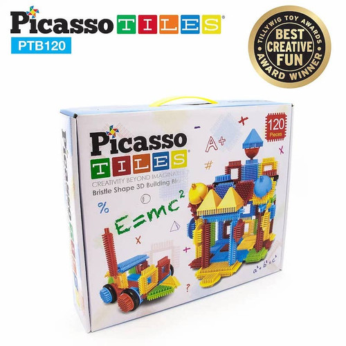 Bristle Blocks: 120 Piece Set