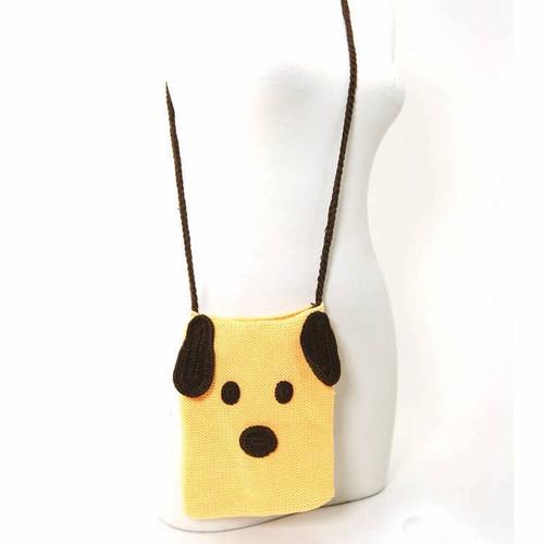 Dog Crossbody Bag