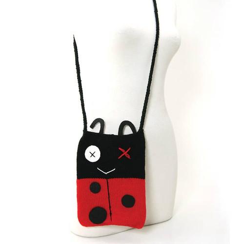 Ladybug Crossbody Bag