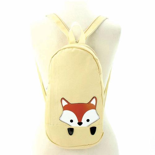 Peeking Fox Sling Backpack