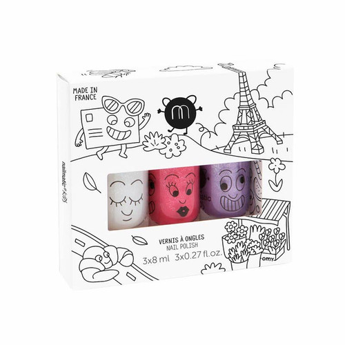 City Nail Polish Set