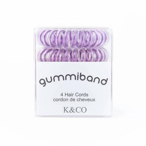 Gummiband Hair Chords