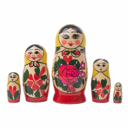 Semenov Nesting Doll