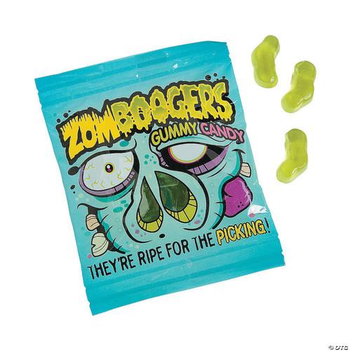 Zombie Booger Gummy