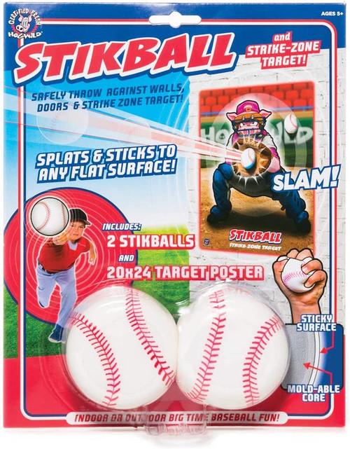 Stikeball