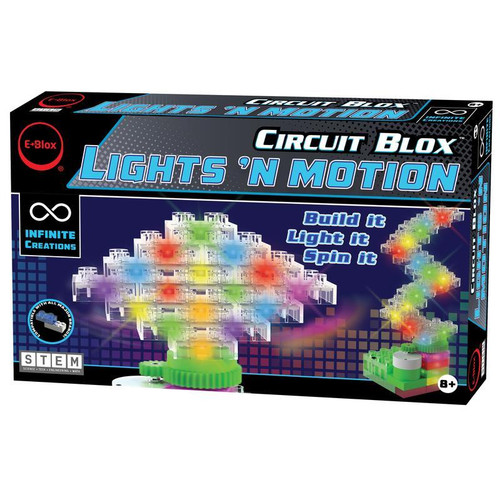 E-Blox: Circuit Blox Lights & Motion