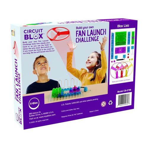 E-Blox: Fan Lauch Challenger
