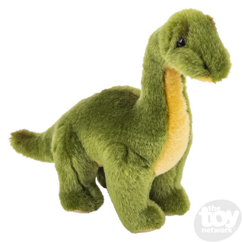 Stuffed Brontosaurus