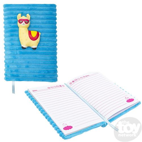 Squishy Llama Journal