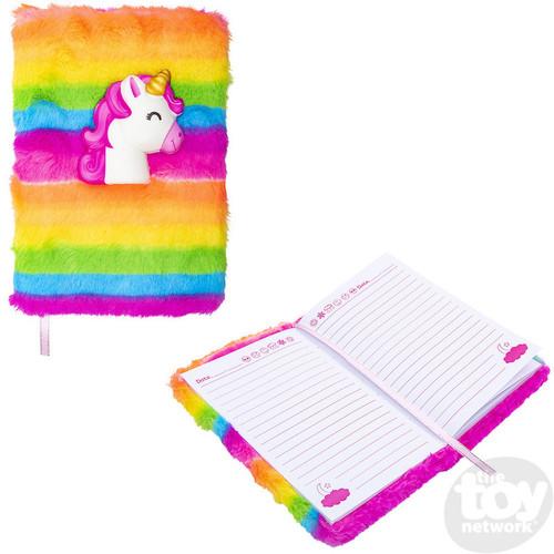 Squishy Unicorn Journal