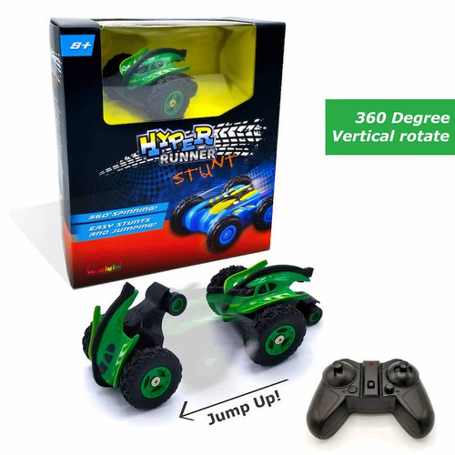 Hyper Runner Stunt Green