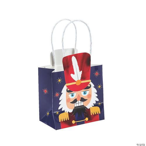 Small Nutcracker Gift Bag