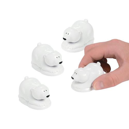 Polar Bear Pullback Toy