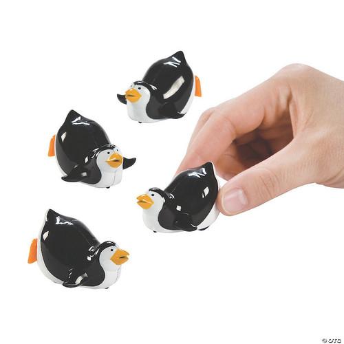 Penguin Pullback Toy