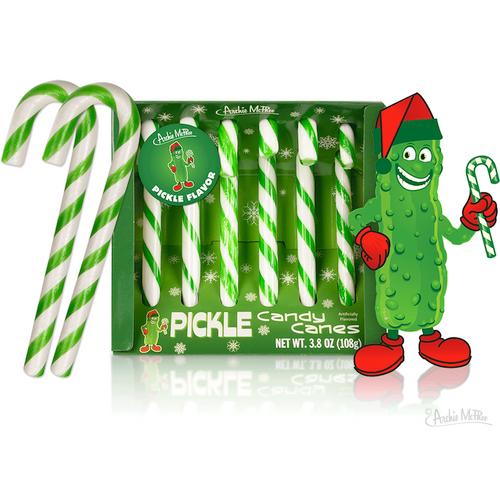Pickle Candy Cane: Single