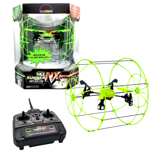 Sky Runner Quadcopter Aeocraft