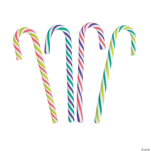 Fruity Candy Canes
