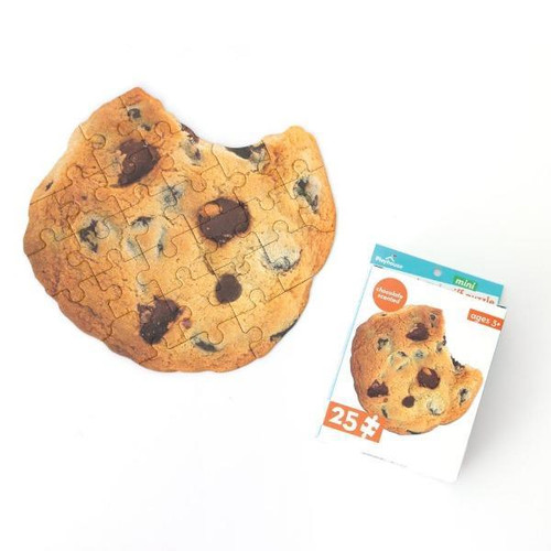 Chocolate Chip Cookie Scratch & Sniff Mini Puzzle