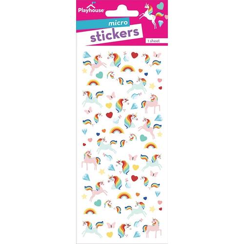 Unicorn Micro Sticker
