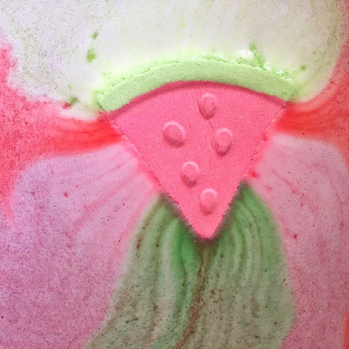Watermelon Rainbow Bath Bomb