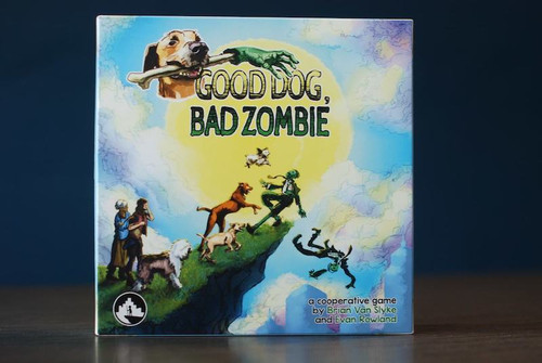 Good Dog Bad Zombie