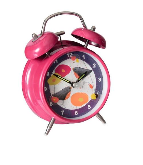 Poppies Alarm Clock