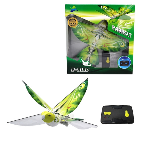 Remote Control Bionic Bird: Parrot