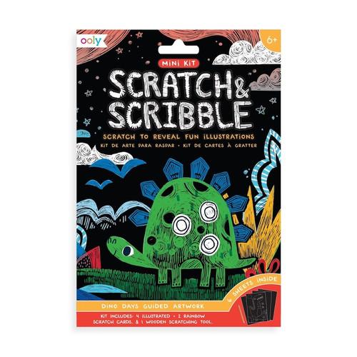 Mini Scratch & Scribble: Dino Days