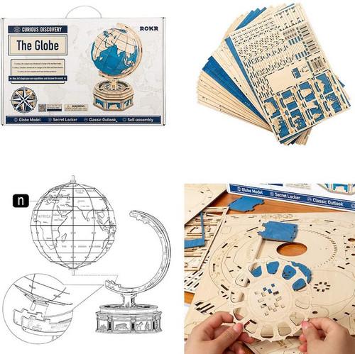 Globe Model Kit