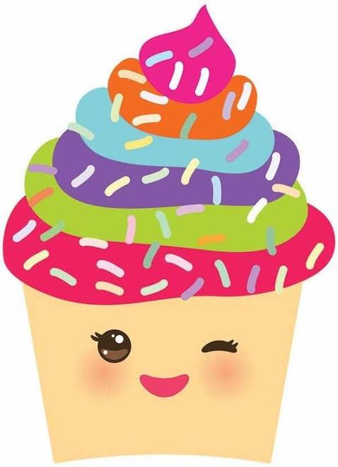 Cupcake Mini Notebook