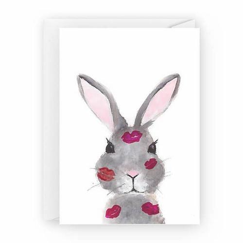 Bunny Kisses Card
