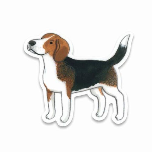 Beagle Vinyl Sticker