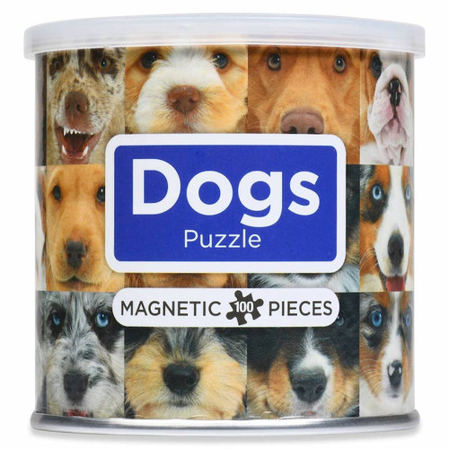 Dogs Magnetic Puzzle