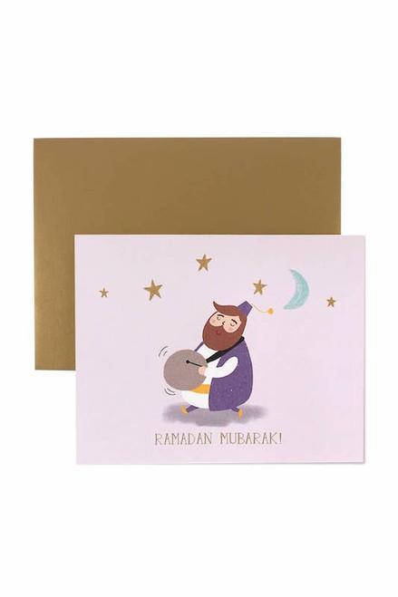 Sweet Drummer Ramadan Card