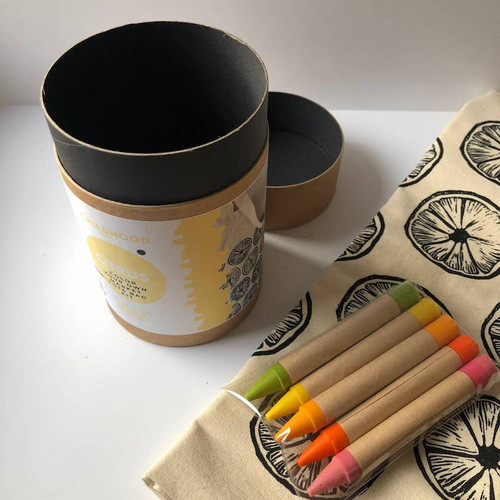 Color Your Own Tote Bag Kit