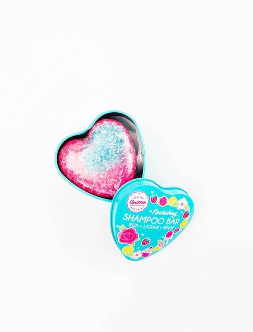 Cotton Candy Shampoo Bar with Tin