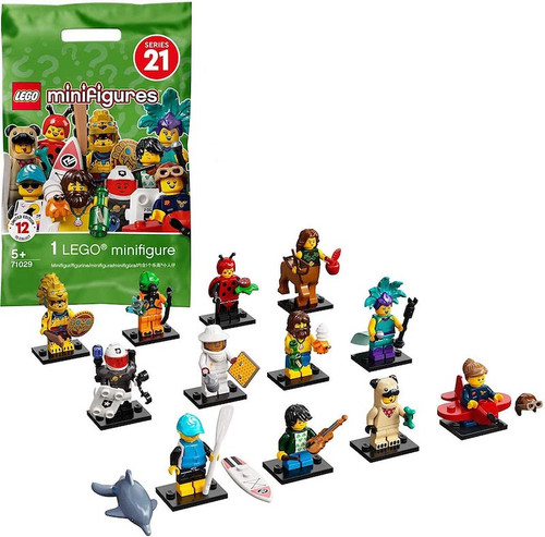 Minifigure Pack