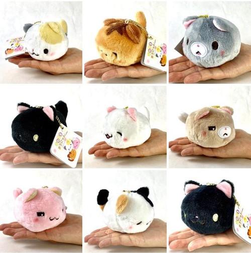 Cat Ball Stuffies