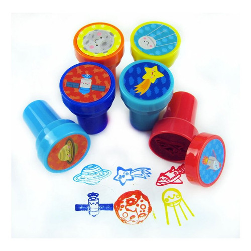 Outer Space Stamp Kit
