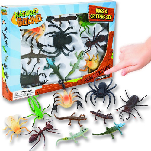 Bugs & Critters Set