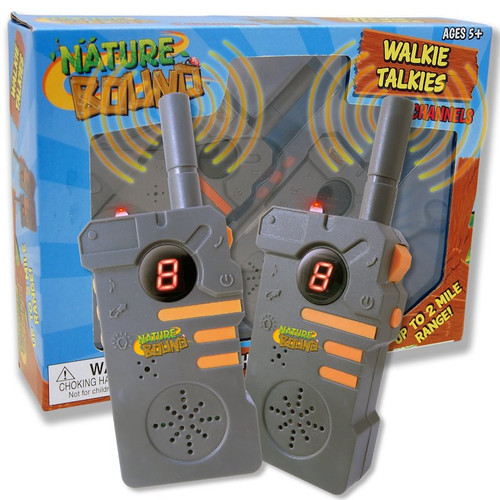 Walkie Talkies (Grey)