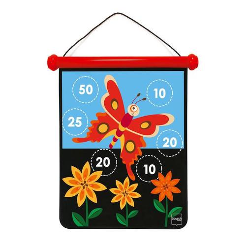 Magnetic Darts: Garden